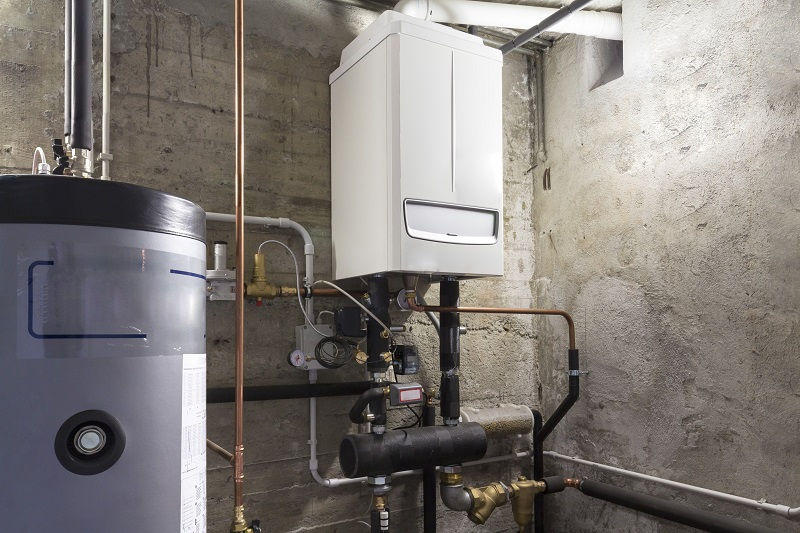 chauffage l 39 eau chaude lectrique ou au gaz prix de l