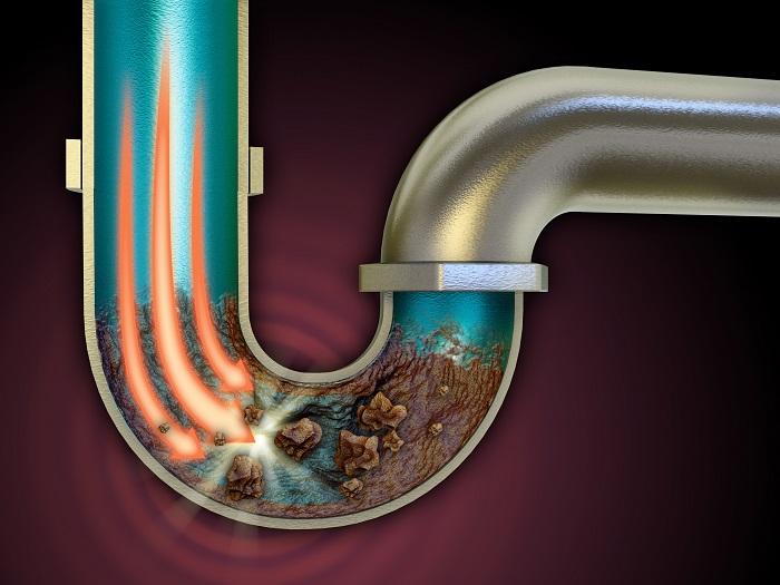 débouchage de drain par plombier