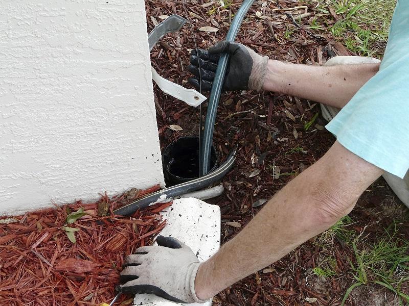 inspection de plomberie par caméra