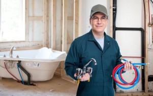 Rénovation par un plombier à Val-Bélair, Québec