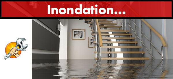 Si vous avez des inondations à Portneuf, faites affaires à Québec Plombier
