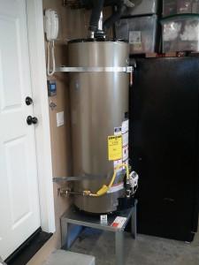 Soumissions pour la réparation de chauffe-eaux
