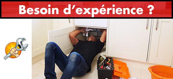 Passez par Quebec Plombier si vous habitez Portneuf et voulez un plombier professionnel